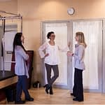 Bettina Barden Sorensen with Columbia Gorge Physical Therapy Staff