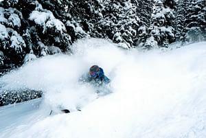 Skier Testimonial