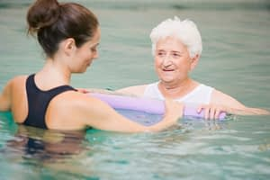 Columbia Gorge Physical Therapy Offers Aquatic Therapy Which Increases Mobility