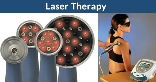 Laser Technology at Columbia Gorge Physical Therapy